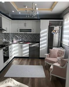 Home Remodeling, Decoration, Kitchen Cabinets, Design, Houses, Home Decor, Kitchens, Manualidades, Rage