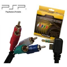 PSP Gold Plated Component AV Cable
