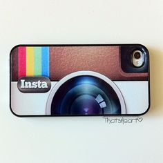 Instagram case for iphone 4(s)    via thatsheart on instagram