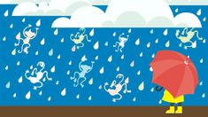 11 Imaginative Regional Idioms to Describe Heavy Rain | Mental Floss Gully Washer, Mid Atlantic States, Texas And Oklahoma, Old Folks, Idioms, Looking Up, Dog Cat, Old Things, Rain