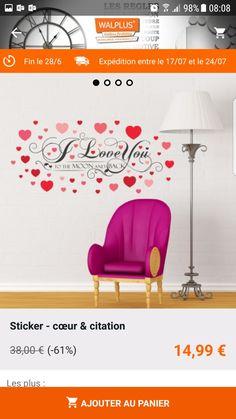 AMI Care sourire Citation Salon Chambre Mur Art Autocollant Vinyle Cadeau Autocollant V99