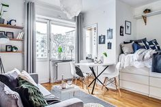 12 Perfect Studio Apartment Layouts That Work: Create Your Perfect Little Nest