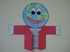 Fun 2B in First: Earth Day Freebies