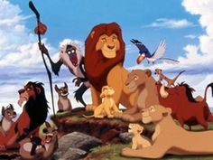 Which Character From The Lion King Are You ?