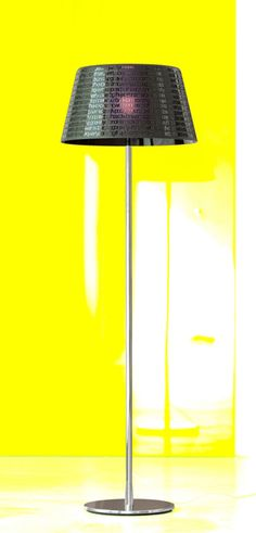 ABC floor #lamp for diffused #lighting by #Prandina