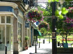 There's always time for a drink in Harrogate's Montpellier Quarter