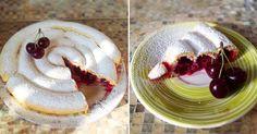 Kinyújtotta a tésztát és rákanalazta a meggyet, ez a bögrés finomság lett a család kedvence! – Felkapott