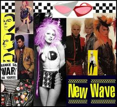 New Wave 80's girls - Google Search