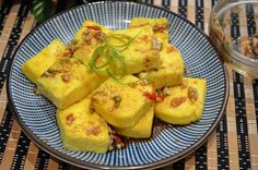 自製香煎雞蛋豆腐