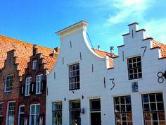 Middelburg in Zeeland. Schönste Stadt der Niederlande #holland #middelburg