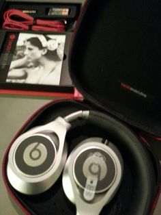 New Beats Executive! Cool case & accessories, great design & BIG sound !