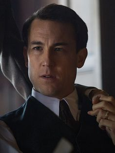 Tobias Menzies: Frank Randall / Black Jack Randall in Outlander.