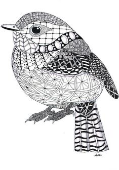 Zentangle Animals   Zentangle Template Zentangle means nothing to