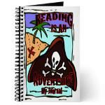 "Reading Journals in SPANISH in a variety of fun designs- ""Leer es una Aventura"" (Reading Is An Adventure)- Pirate Hat design 100 Days Of School, School Fun, Reading Journals, School Signs, 100th Day, Teacher Appreciation, Teacher Gifts, Unique Gifts, Cool Designs"