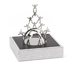 Teamwork Arch Magnetic Sculpture - Shop by Recipient - Retirement Gifts