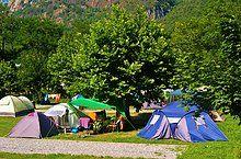 Camping Tessin