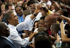 President Obama on the 2012 campaign trail:President Obama's reelection campaign is raising money and reaching out to voters and volunteers.