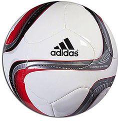 the best attitude f690c 0938d Adidas European Qualifier Soccer Ball Team Sportswear, Fit Team, Sports  Uniforms, Soccer Ball