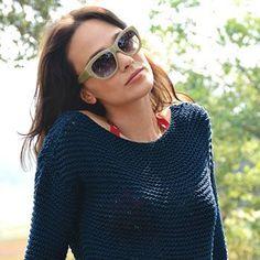 _indémodable et simple à réaliser, ce pull à manches longues est notre coup de cœur de l'été. Ce tricot, agréable à porter, est facile à assortir à une tenue chic ou casual wear. Les explications de ce modèle peuvent être téléchargées gratuitement.
