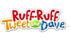 Ruff Ruff Tweet and Dave logo