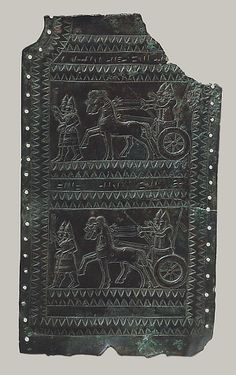 The Urartians FROM Sumerian holy city UR, forefathers of THE KHAZARS with a distinctive language, religion, ethnicity, material culture, their settlements which spread from Turkey into the Caucasus. Enemies of the Assyrians were destroyed in the 7thBCE by the GOG/MAGOG; the Chimmera (of Etruscans) SECOND LEG OF THE DEMIURGI. Plaque in Urartian cuneiform atop 2 identical chariot processions. Modern Turkey