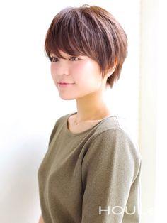 大人かわいい小顔ショート Beauty Box, Hair Beauty, New Hair, Your Hair, Asian Short Hair, Short Styles, Short Hair Cuts, Pixie, Hair Makeup