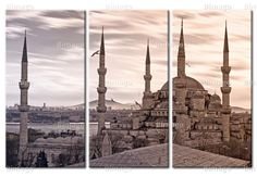 Quadro Ispirati al Medio Oriente