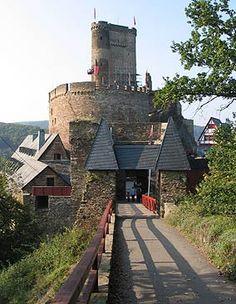 Ehrenburg, Brodenbach/Mosel