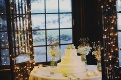 Inspired Wives: {Deke and Kristen} Wedding at WaldenWoods in Hartland, MI