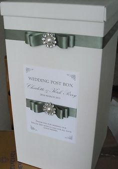 Wedding Gift Post Boxes Uk : ... Wedding Post on Pinterest Wedding post box, Post box and Wishing