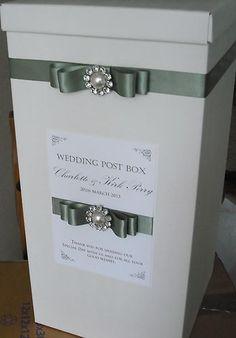 Wedding Gift Post Boxes Uk : ... Wedding Post on Pinterest Wedding post box, Post box and Wishing