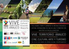 """Chile:""""Turismo del Biobío llega a Santiago con la muestra """"Vive el Territorio Arauco"""" en FICIL 2015″"""