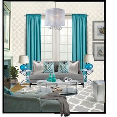 Tiffany Manor by qrystal5to9 on Polyvore featuring interior, interiors, interior design, home, home decor, interior decorating, Brownstone, Cyan Design, Artcraft and Pier 1 Imports