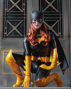 cosplayandgeekstuff: Holly Brooke (USA) as Batgirl.Photo by: Lucky Monkey Photography Cosplay Dc, Cosplay Marvel, Batgirl Cosplay, Superhero Cosplay, Harley Quinn Cosplay, Cosplay Outfits, Best Cosplay, Cosplay Girls, Anime Cosplay