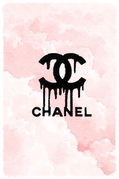 Chanel wallpaper on We Heart It