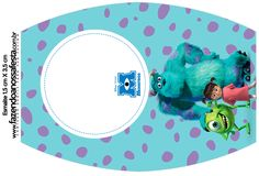 Monsters Inc, Monster Party, Printables, Html, Birthday Ideas, Character, Enamel, Meet, Haha