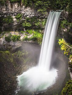 Brandywine Falls - Brandywine Provincial Park, British Columbia, Canada