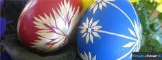 Easter Eggs 1 Facebook Timeline Cover Facebook Covers - Timeline Cover HD