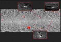 Ceres' Bright Spots Mosaic