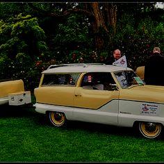 Custom Nash Metropolitan (Nomad Style)... Oh Yeah...