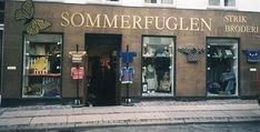Sommerfuglen Denmark - Knitting and embroidery - yarn, kits and designs - Kopenhagen