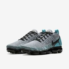 Nike Air Vapormax 2.0 Flyknit Dusty Cactus See more @IllumiLondon Nike Air Vapormax, Nike Basketball Shoes, Nike Shoes, Running Shoes For Men, Textiles, Shoes Outlet, Discount Nikes, Nike Free, Dress Shoes