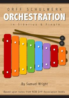 A booklet I made in preparation for my continuing Orff teacher certification. It contains helpful references to Orff techniques as well as how to set out an Orff style score in Sibelius & Finale.