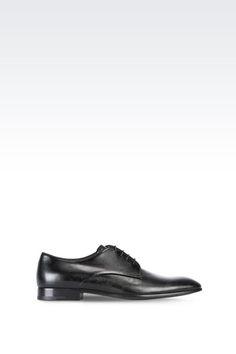 Armani Lace-up shoes Men shoes Chaussures Homme, Chaussures Pour Hommes,  Bottes Basket bd4a157f7dcf