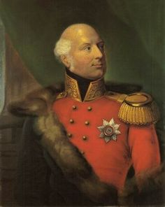 Adolphus Frederick, Prince of Great Britain, Duke of Cambridge; He was the son of King George III of Great Britain.