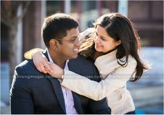 Engagement photography in Michigan. Love the natural pose! #arisingimages #engaged #love #candid #photography