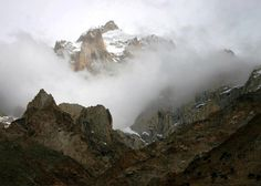 K2 Base Camp At Night Jabal-e-Daleel, Baluchistan. This amazing mountain stands tall in the ...