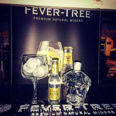 Momentazo @fevertree_es @gin_david en #mula #murcia