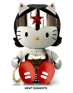 Hello Wonder Kitty
