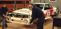 1982 Toyota Celica Works car